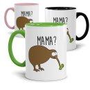 Lustige Kiwi Tassen mit Spruch