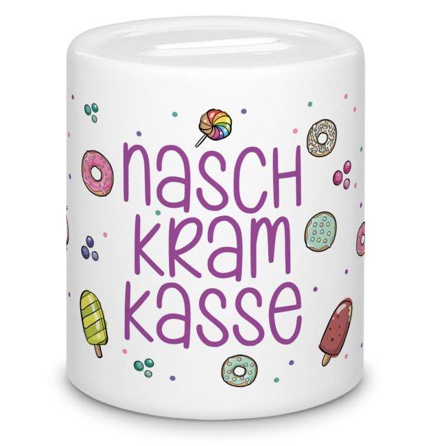 Spardose - Naschkramkasse