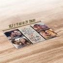 Foto-Puzzle mit vier Fotos und Spruch - Ich liebe Dich -...
