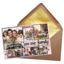 Foto-Puzzle / 24 Teile / We are family / inkl. Verpackung...