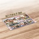 Foto-Puzzle mit acht Fotos - We are family - inkl. Umschlag