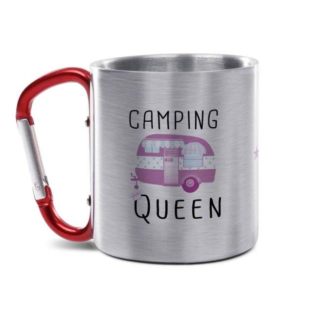 Karabiner Tassen - Camping