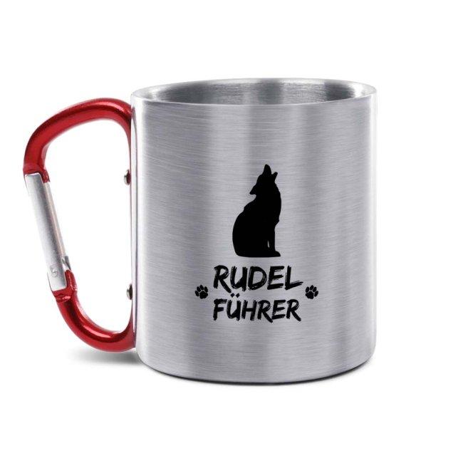 Karabiner Tasse - Rudelführer / Rudelführerin