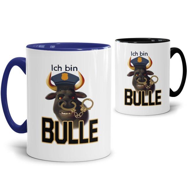 Polizei Tasse - Ich bin Bulle