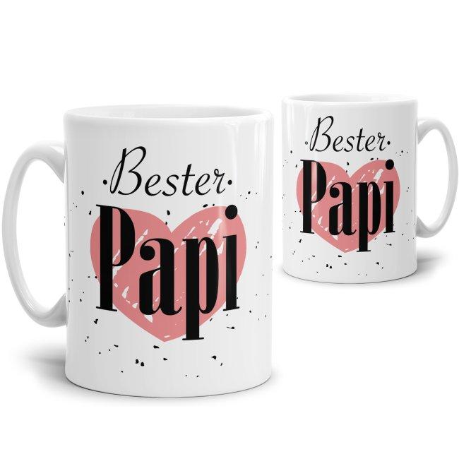 Tasse Bester Papi