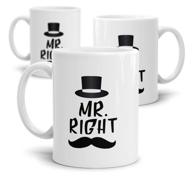 Tasse Mr. Right