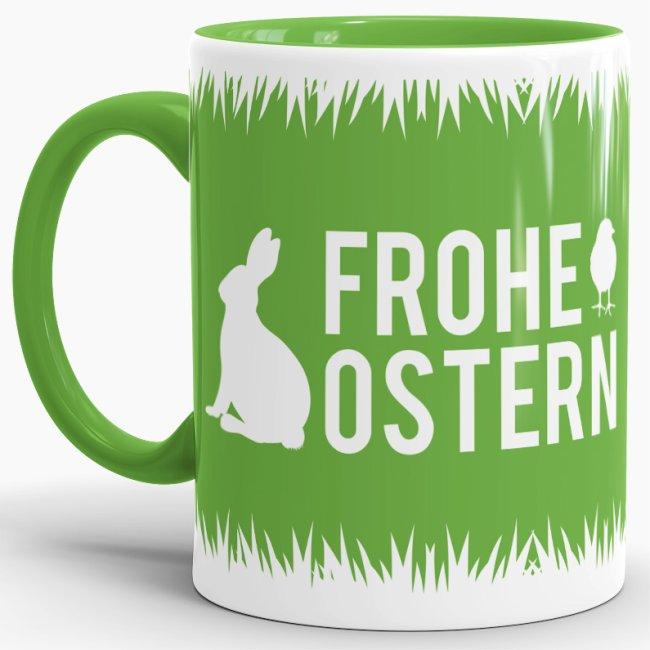 Tasse Frohe Ostern