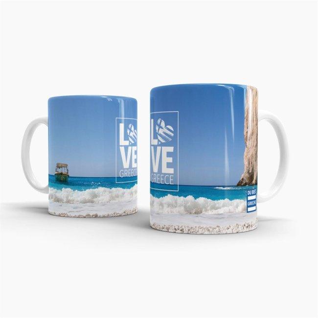 Du bist Grieche - Tasse - Love Greece