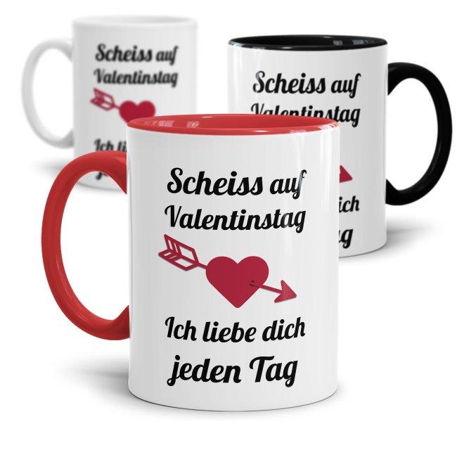 Tasse Ich Liebe dich jeden Tag