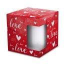 Verpackung LOVE